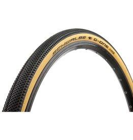 Schwalbe, G-One Allround, Tire, 700x38C, Folding, Tubeless Ready, Addix, RaceGuard, 67TPI, Tanwall