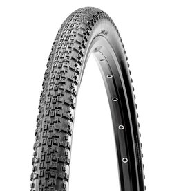 Maxxis, Rambler, Tire, 700x45C, Folding, Tubeless Ready, Dual, EXO, 120TPI, Black