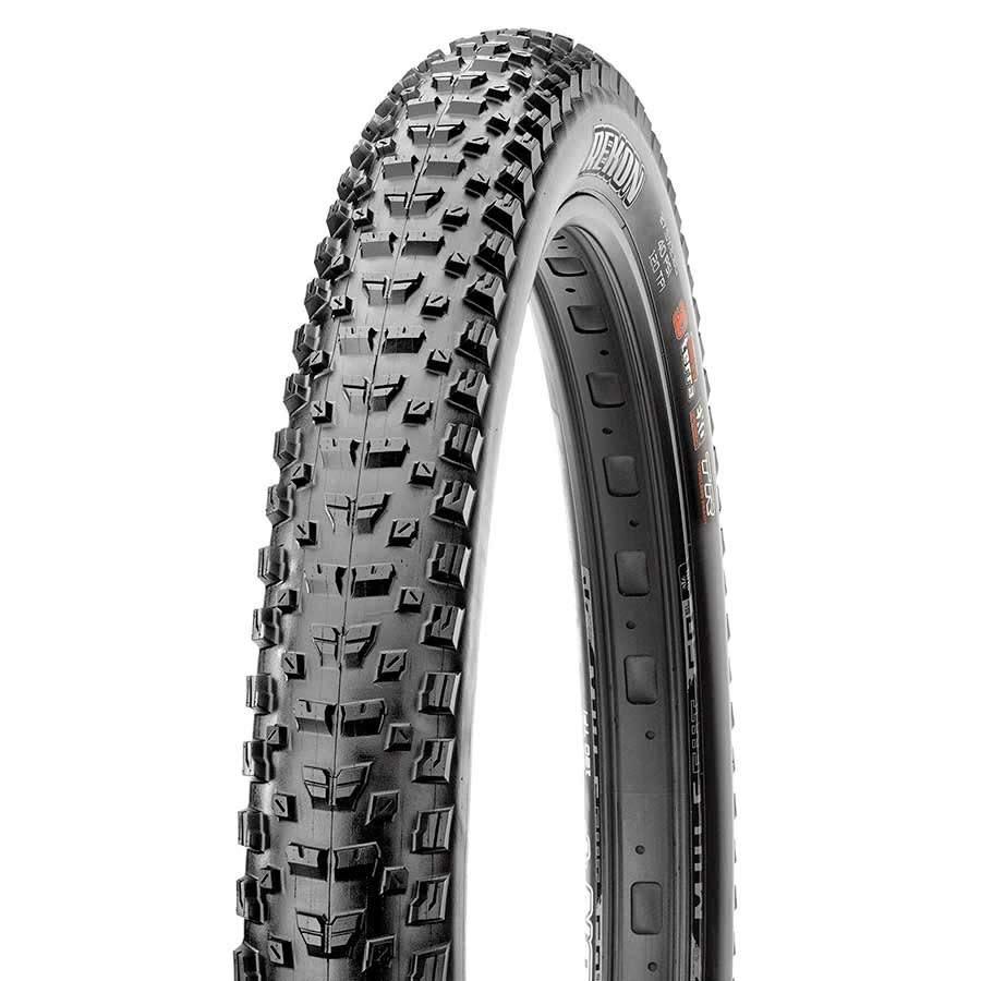 Maxxis, Rekon, Tire, 27.5''x2.40, Folding, Tubeless Ready, 3C Maxx Terra, EXO, 60TPI, Black