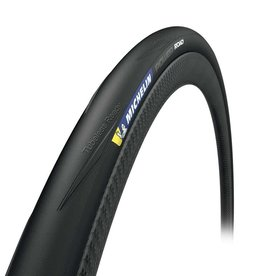 Michelin, Power Road TLR, Tire, 700x25C, Folding, Tubeless Ready, X-Race, 4x120TPI, Black