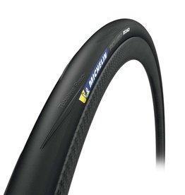 Michelin, Power Road TLR, Tire, 700x28C, Folding, Tubeless Ready, X-Race, 4x120TPI, Black