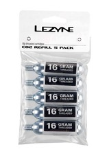 Lezyne Lezyne Co2 Threaded Cartridge (Pack of 5)