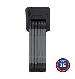 ABUS Abus Bordo Granit X Plus 6500, Folding Lock, Key, 85cm, 2.8', 5.5mm, Black