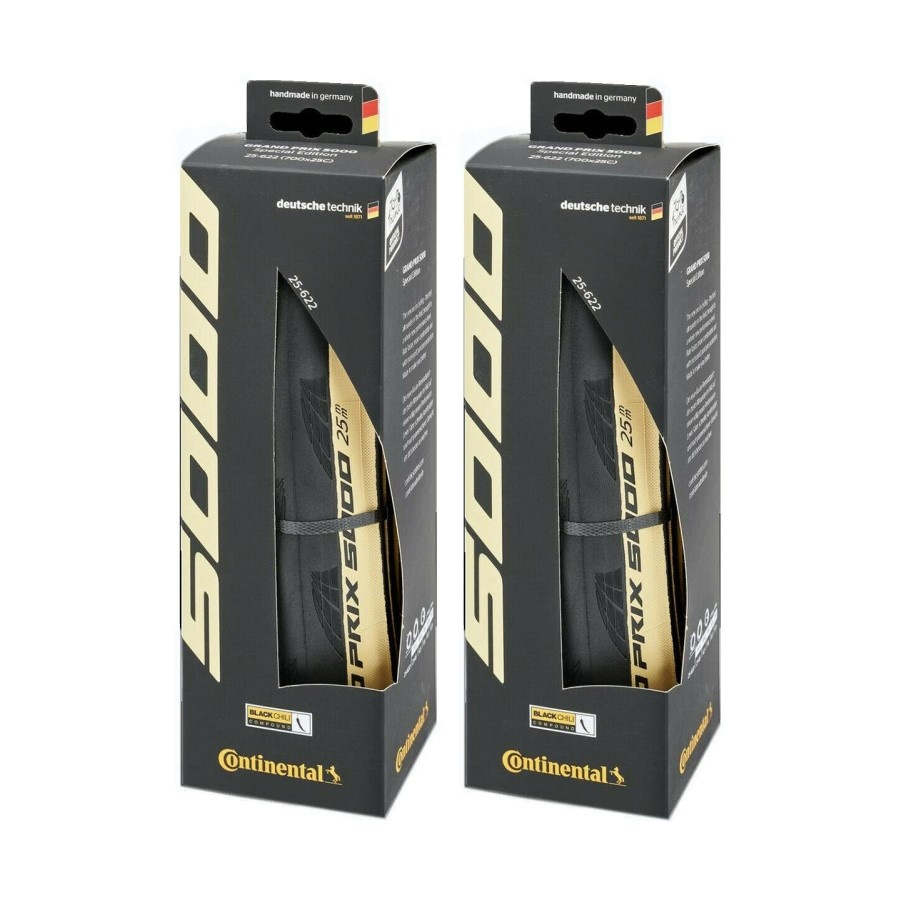 Continental Continental GP 5000 700x25c Tour de France Edition (Sold as a Pair Only)