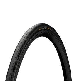Continental Continental Ultra Sport III 700 x 25 Folding Black/Black -BW + PureGrip