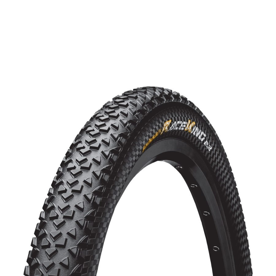 Continental Continental Race King Folding ProTection + Black Chili