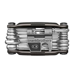 Crank Brothers Crank Brothers Multi Tool 19 - Midnight Black