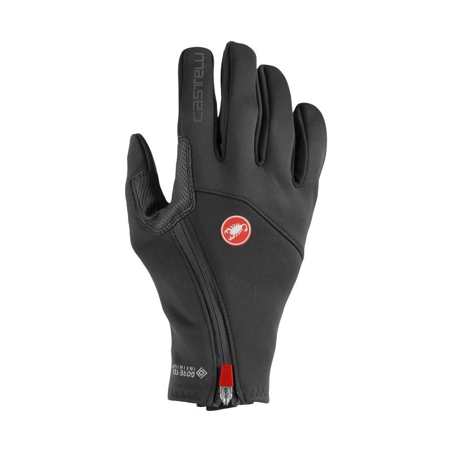 Castelli Castelli Mortirolo Glove Light Black