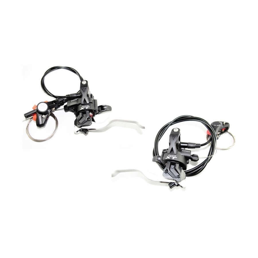 Shimano Shimano XT Hydraulic Disc Brake ST-M775 9 speeds