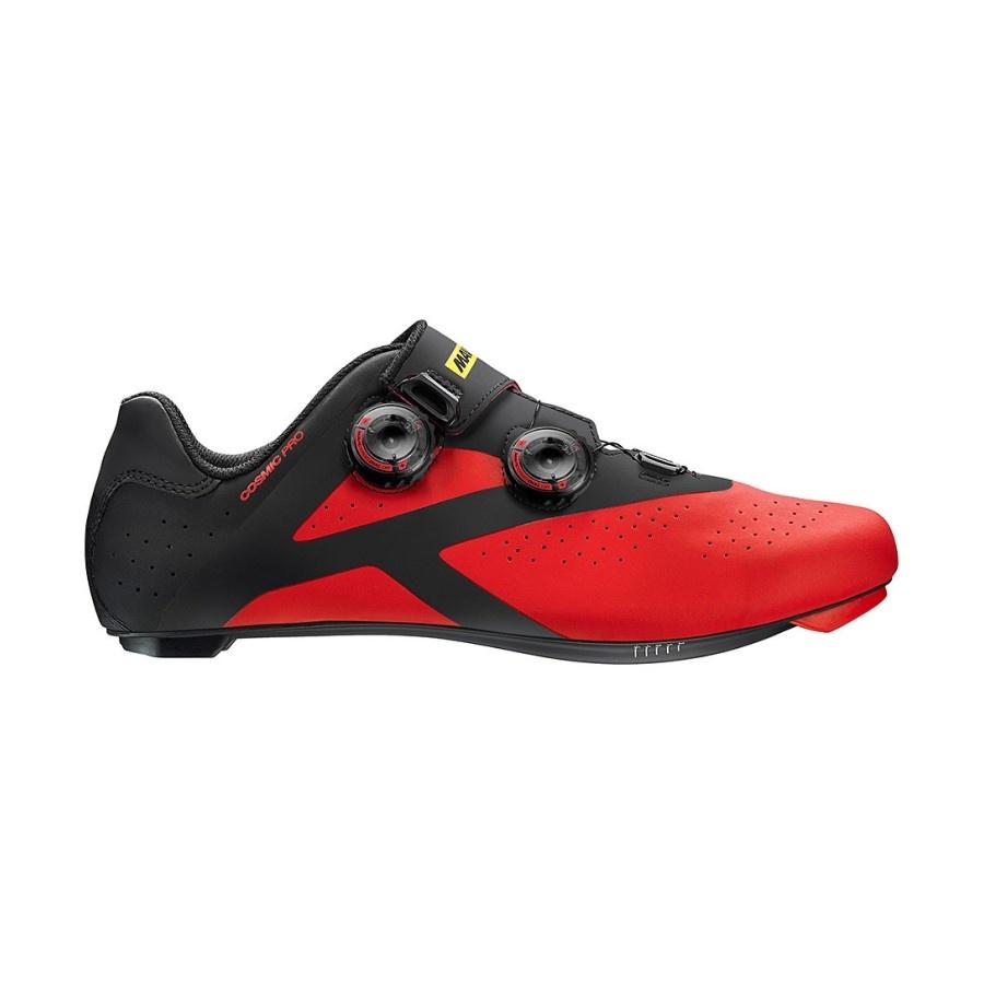 Mavic Mavic Cosmic Pro Shoe Black/Red