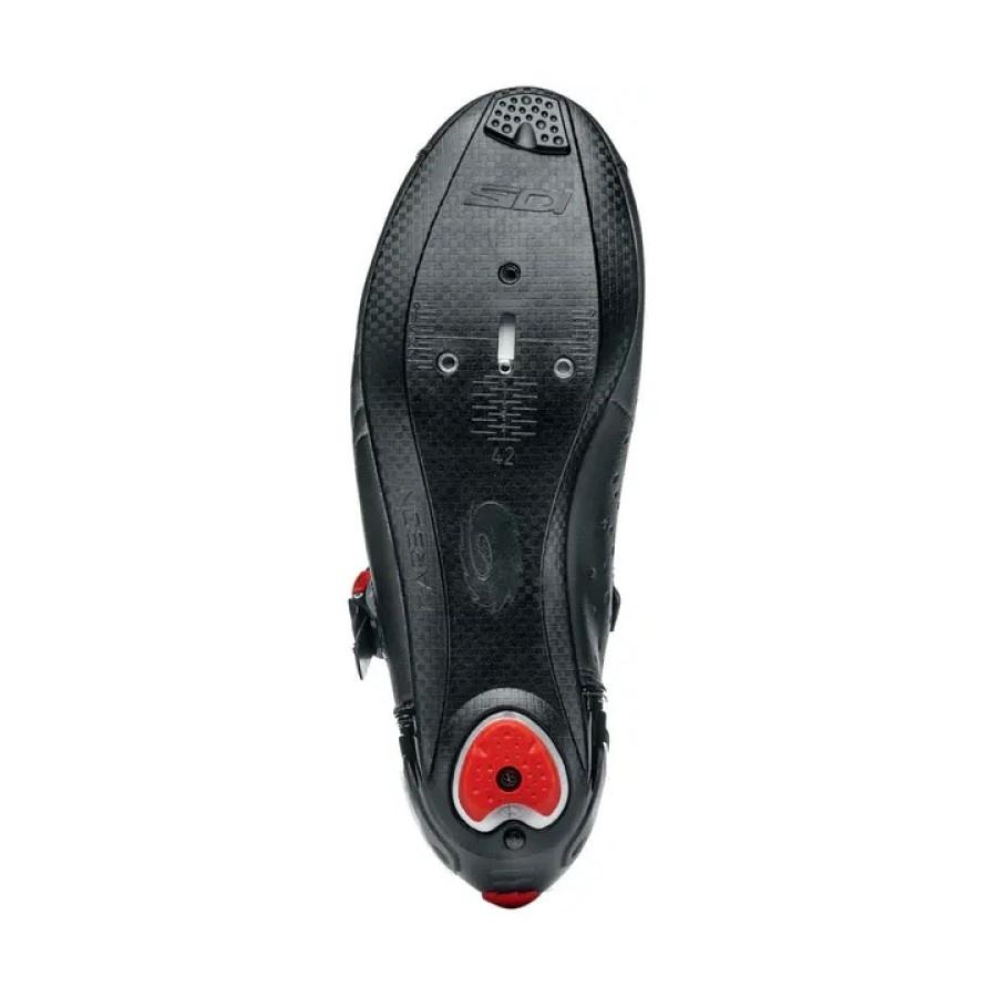 Sidi Sidi Genius 5 Pro Road Shoe - Black  48 Mega /  US 13