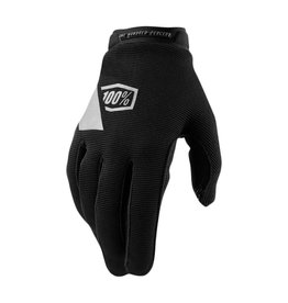 100 Percent 100 Percent RIDECAMP Gloves -Black