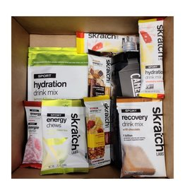 Skratch Labs Skratch Labs Sample Box with Bottle