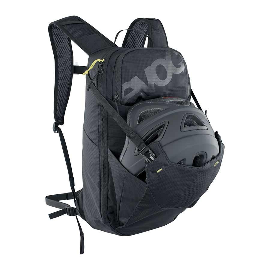 EVOC EVOC, Ride 8, Hydration Bag, Volume: 8L, Bladder: Included (2L), Black