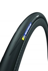 Michelin, Power Road TLR, Tire, Folding, Tubeless Ready, X-Race, 4x120TPI, Black