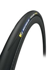 Michelin, Power Road, Tire, Folding, Clincher, X-Race, Aramid Protek+, 3x120TPI, Black