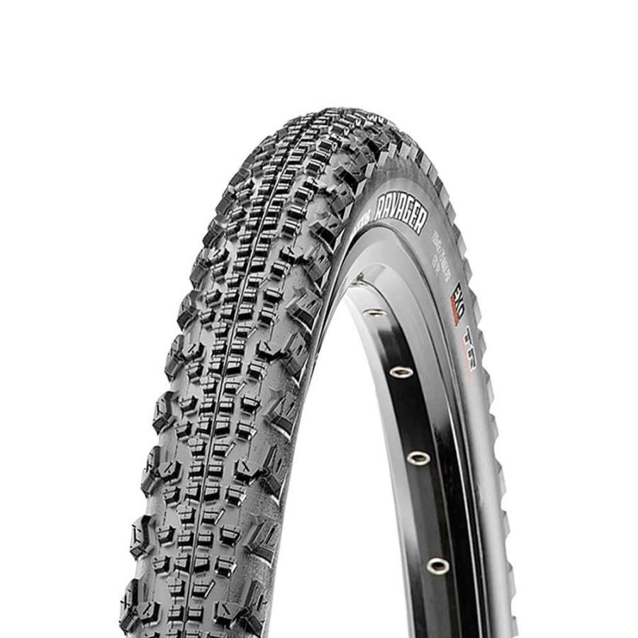 Maxxis, Ravager, Tire, 700x40C, Folding, Tubeless Ready, Dual, EXO, 120TPI, Black