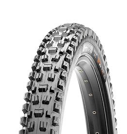 Maxxis, Assegai, Tire, 27.5''x2.50, Folding, Tubeless Ready, Dual, EXO, Wide Trail, 60TPI, Black
