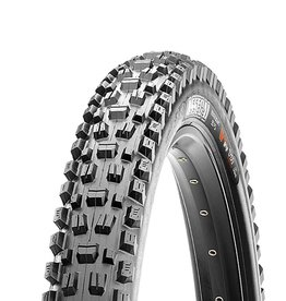 Maxxis, Assegai, Tire, 29''x2.50, Folding, Tubeless Ready, 3C Maxx Grip, EXO+, Wide Trail, 120TPI, Black