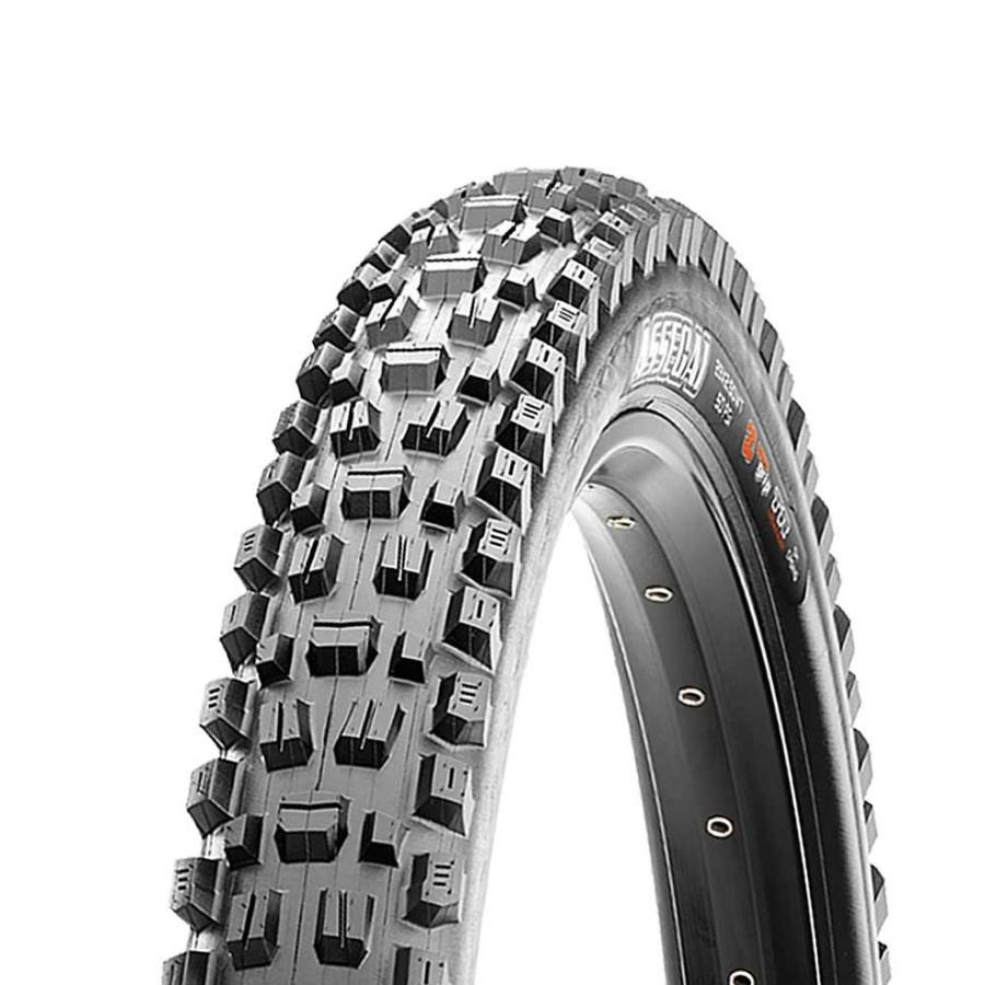 Maxxis, Assegai, Tire, 29''x2.50, Folding, Tubeless Ready, 3C Maxx Grip, EXO+, Wide Trail, 120TPI, Black