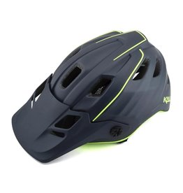 Kali Maya 2.0 Helmet Matte Titanium/ Fluro Yellow Small/Medium