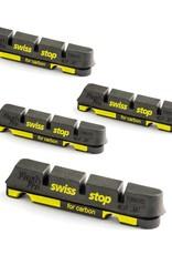 SwissStop Flash Pro Black Prince Carbon Brake Pads