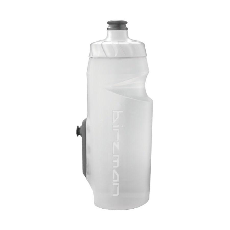 Birzman BottleCleat Water Bottle, White