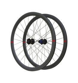 Falcon Composites Falcon - Faucon F40R Disc Carbon Wheels