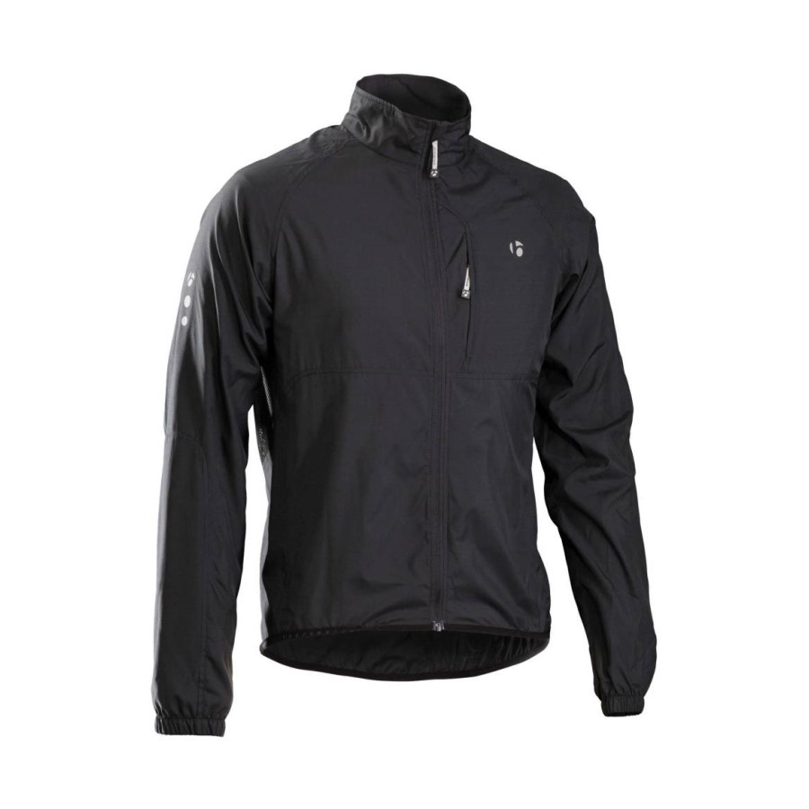 Bontrager Race Windshell Convertible Black Medium