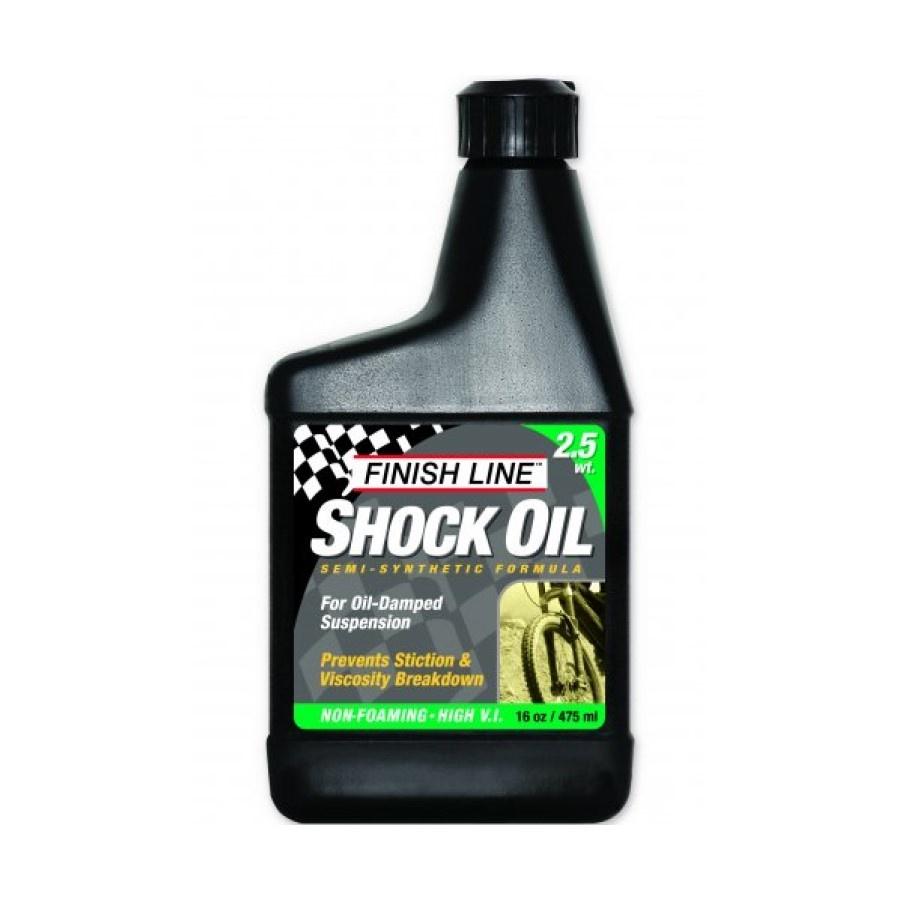 Finish Line Finish Line Shock Oil: 2.5wt