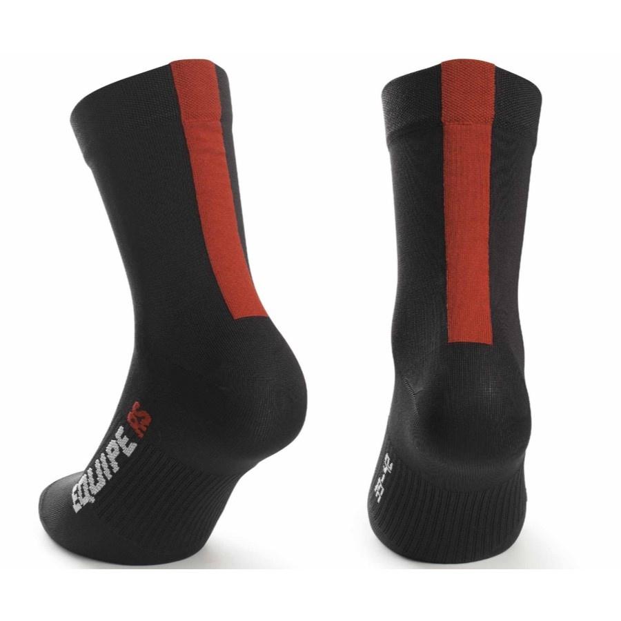 Assos Assos RS Socks, Blackseries