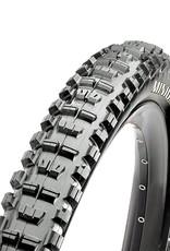Maxxis, Minion DHR2, Tire, 27.5''x2.30, Folding, Tubeless Ready, Dual, EXO, 60TPI, Black