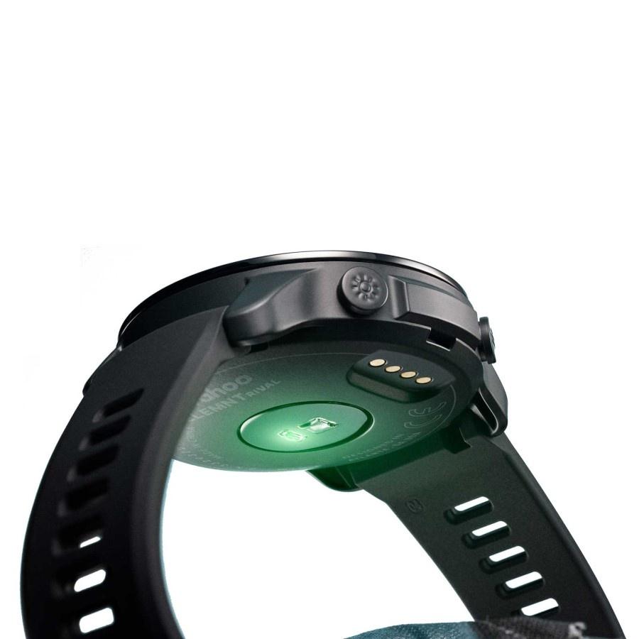 Wahoo Wahoo Elemnt Rival GPS Watch Stealth Grey