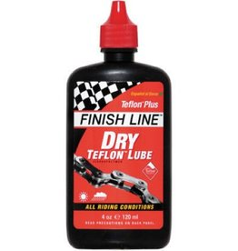 Finish Line Finish Line Dry Lube 4oz/120ml