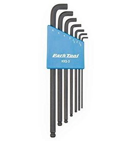 Park Tool Park HXS-3 Hex Wrench Set