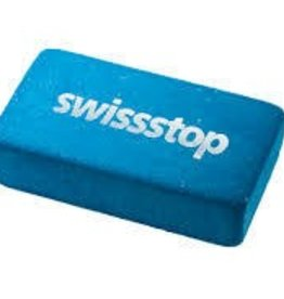 SwissStop Alloy Rim Cleaner Block