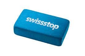SwissStop Alloy Rim Cleaner Block