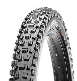 Maxxis, Assegai, Tire, 29''x2.60, Folding, Tubeless Ready, Dual, EXO, Wide Trail, 60TPI, Black