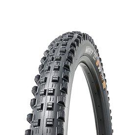 "Maxxis, Shorty, Tire, 27.5""x2.40, Folding, Tubeless Ready, 3C Maxx Grip, 2-ply, Wide Trail, 60x2TPI, Black"