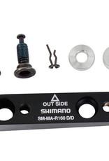 Shimano Shimano Adaptor For Road Disc  Brake ,SM-MA-R160D/D