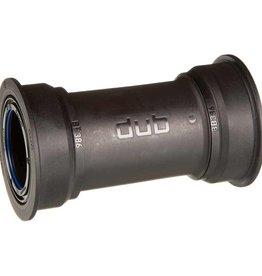 SRAM SRAM, DUB BB386, Press Fit BB, BB386EVO, Spindle: 28.99mm, Width: 86.5mm, Diameter: 46mm