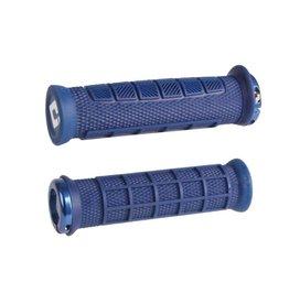 ODI ODI, Elite Pro, Grips, 130mm, Navy Blue, Pair