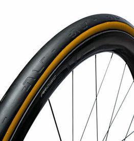Schwalbe, Pro One, Tire, 700, Folding, Addix Race, V-Guard, 127TPI, Tan wall
