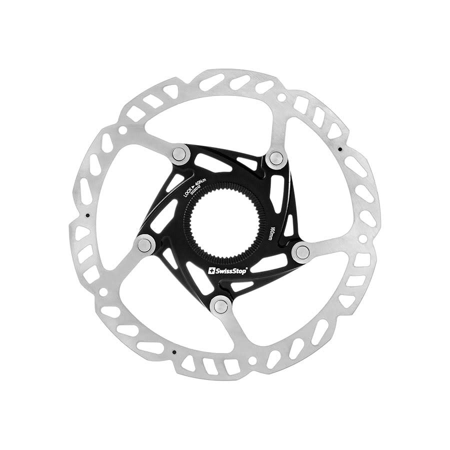 Swiss Stop Catalyst Race Rotor -Centre Lock