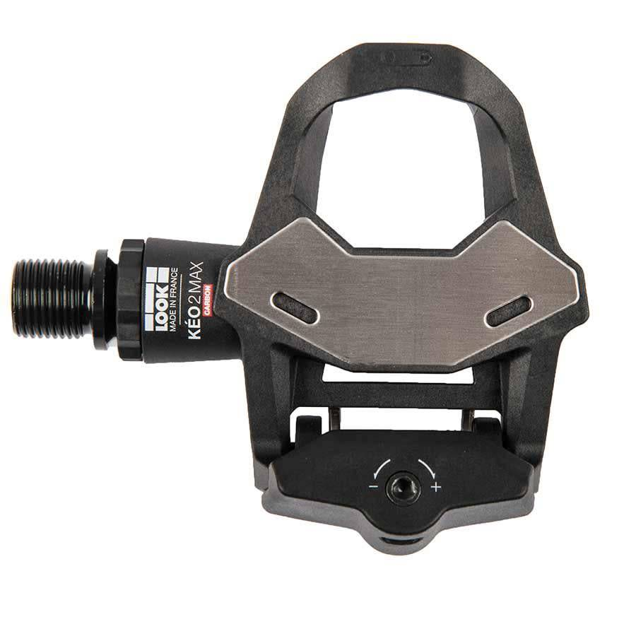 Look Look Keo 2 Max Pedals- Carbon Body -Cro-moly Axle