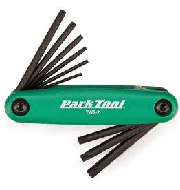 Park Tool Park TWS-2 Torx Set