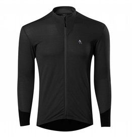 7Mesh 7Mesh Mission Long Sleeve Jersey Black