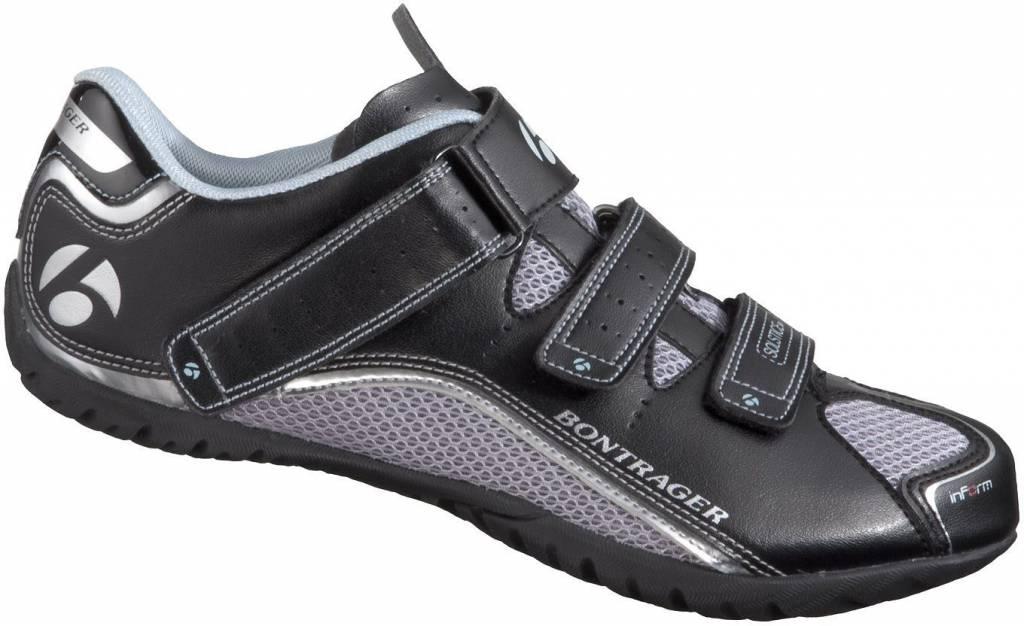 Bontrager Solstice WSD Multisport Shoe-Black/Torquoise-Eur 37/ US W 5.5