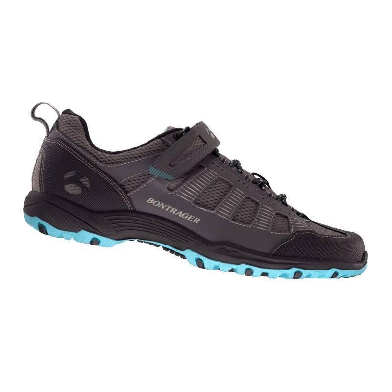 Bontrager SSR WSD Multisport Shoe-Black/Torquoise-Eur 37 US W 5.537