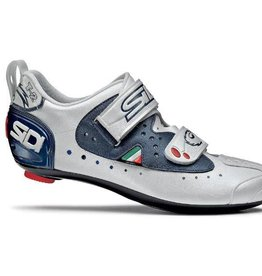 Sidi Sidi T2 Carbon WSD White/Blue